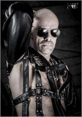 Henk, Secretary of Spanish Leather & Fetish Community
