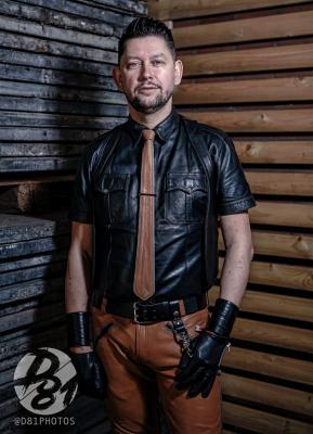 Manu Roussel, Mr Leather Provence Alpes Côte d'Azur